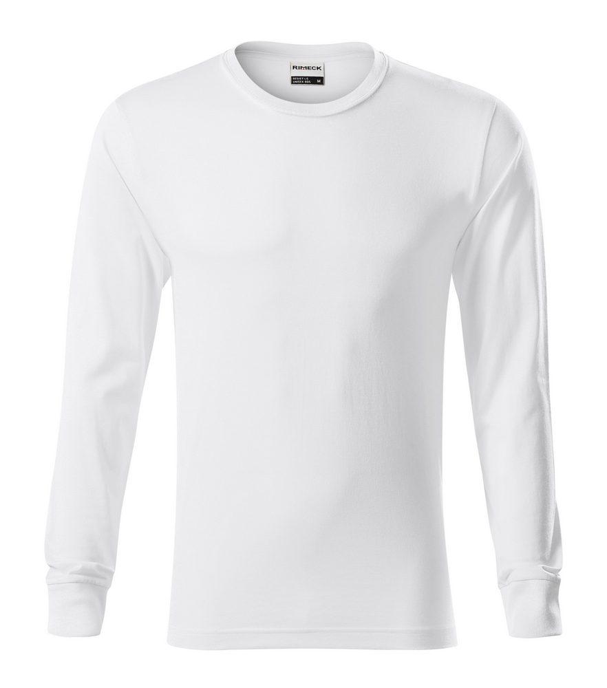 Adler Tričko s dlhým rukávom Resist LS - Bílá | XXL