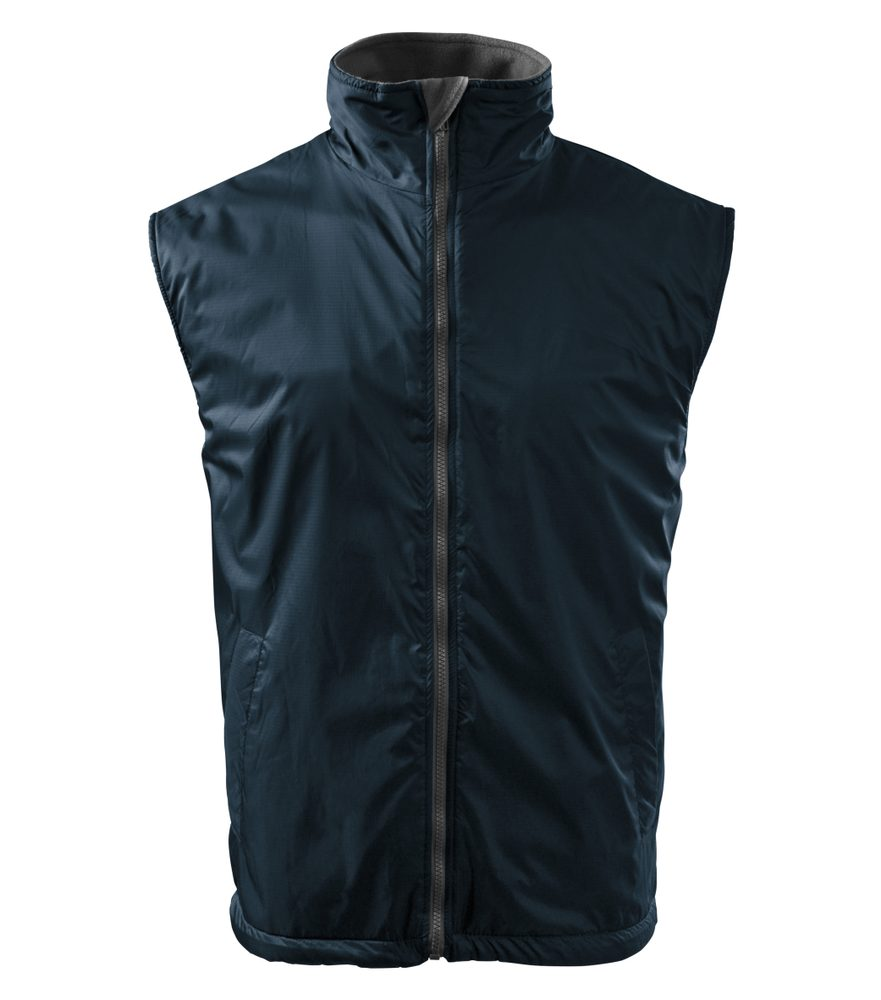 Adler Pánska vesta Body Warmer - Námořní modrá | XL
