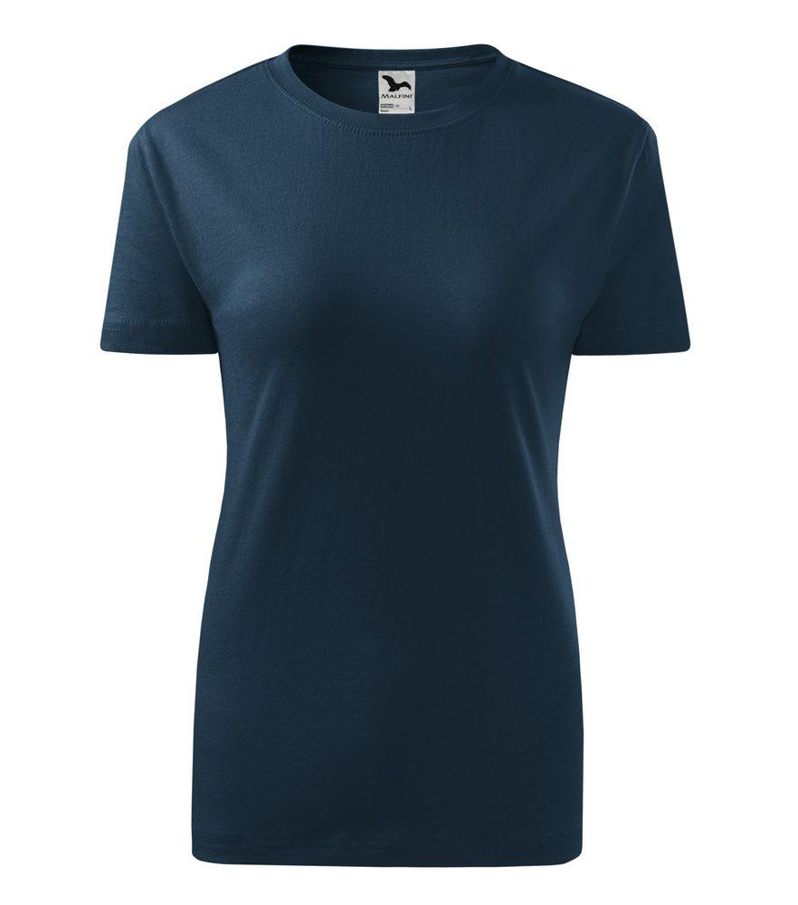 Adler Dámske tričko Classic New - Námořní modrá | M
