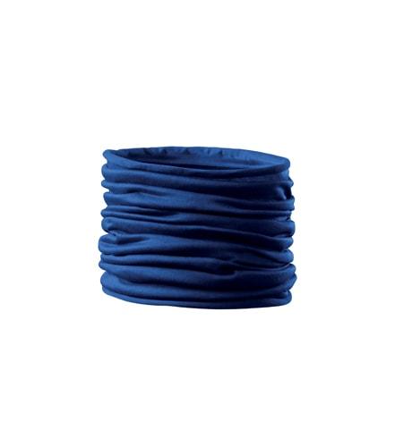 Adler Multifunkční šátek Twister - Královská modrá | uni