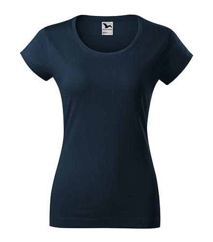 Dámské tričko Viper - Námořní modrá   XL