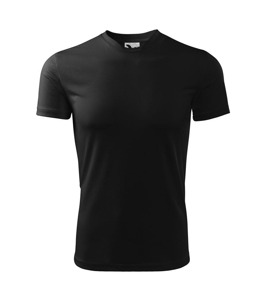 Adler Detské tričko Fantasy - Černá | 146 cm (10 let)