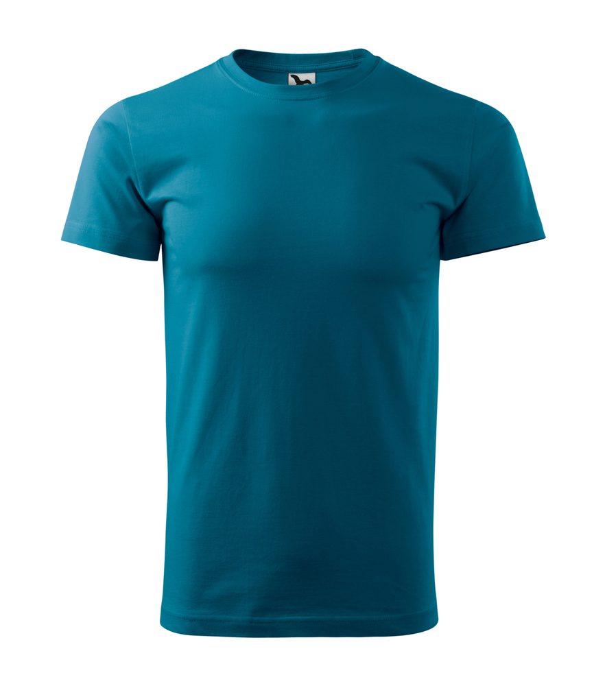 Adler Pánske tričko Basic - Petrolejová | M