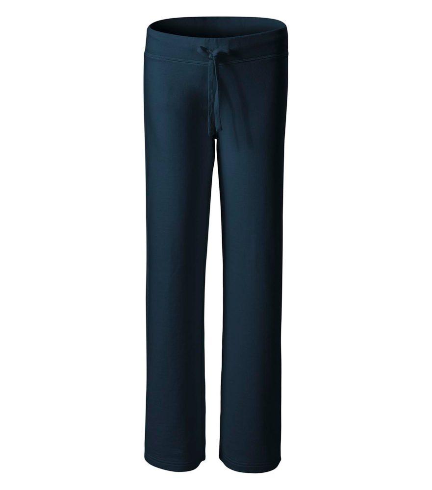 Adler (MALFINI) Dámske tepláky Comfort - Námořní modrá | L