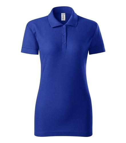 Pique dámská polokošile Joy - Královská modrá   XL