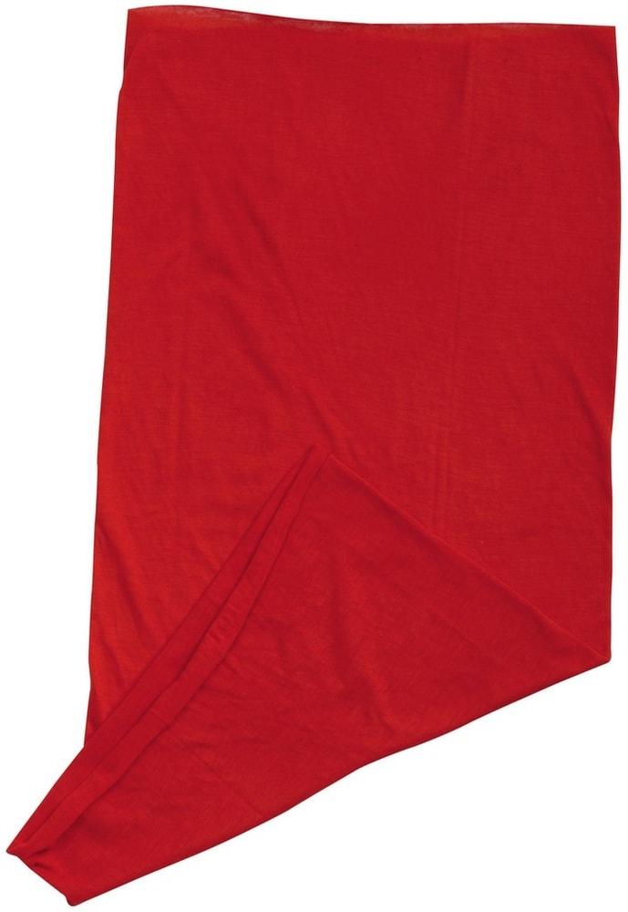 Myrtle Beach Multifunkční šátek MB6503 - Červená