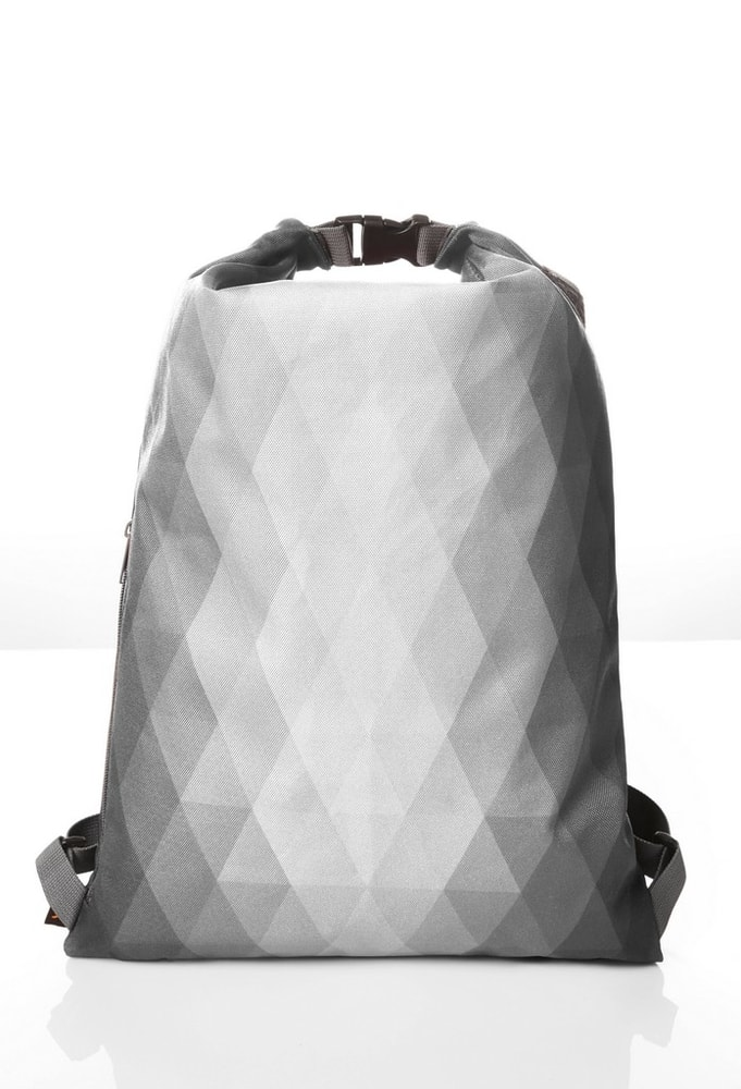Halfar Ľahký batoh DIAMOND - Světle šedá