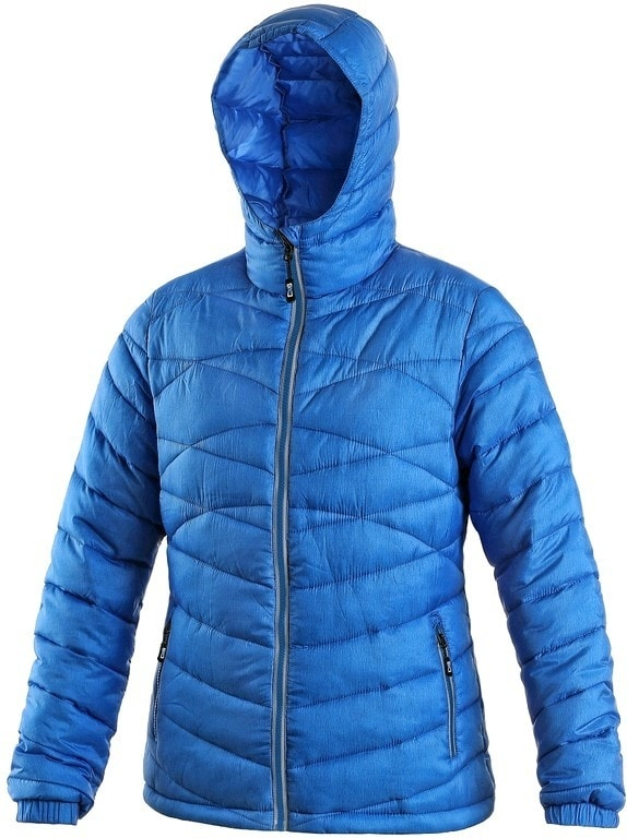 Canis Zimná dámska prešívaná bunda CXS AURORA - Modrá | XS