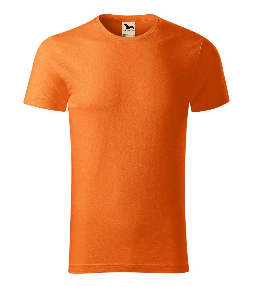 Adler (MALFINI) Pánske tričko Native - Oranžová | L