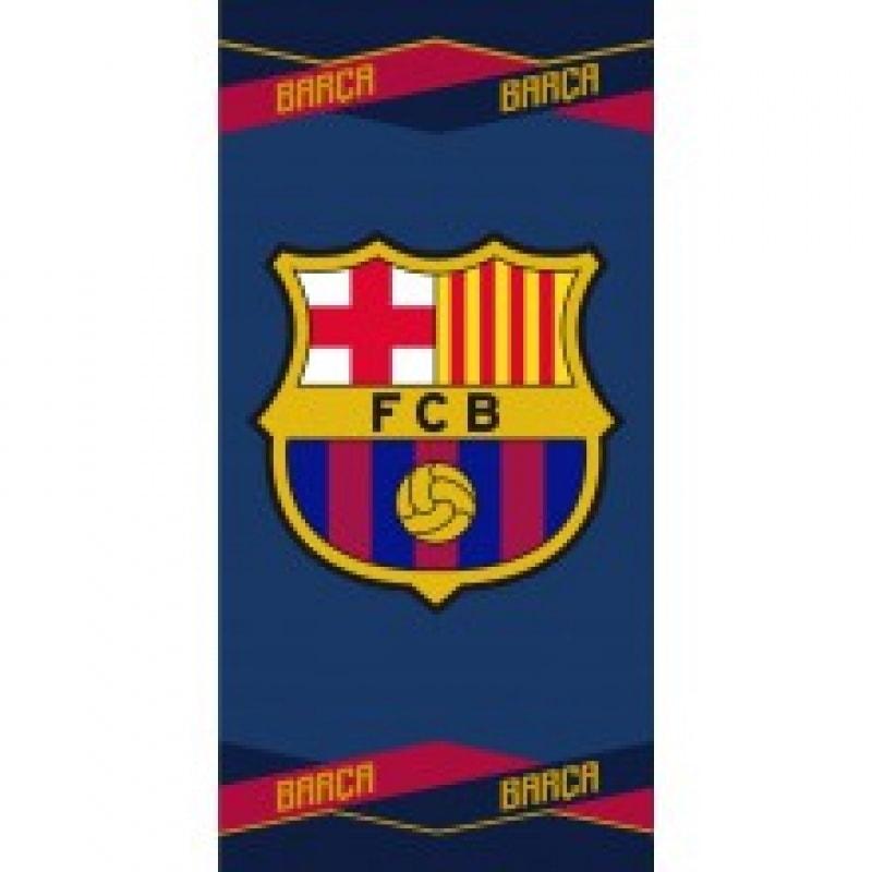 Osuška FC Barcelona - 70 x 140 cm