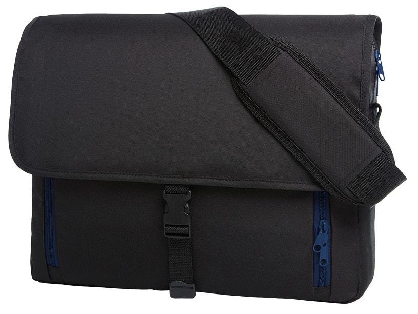 Halfar Veľká taška na notebook EFFECT - Tmavě modrá