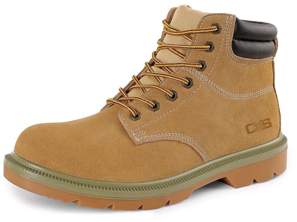 Pracovná obuv farmárky s oceľovou špicou CXS WORK S1 - Písková | 39