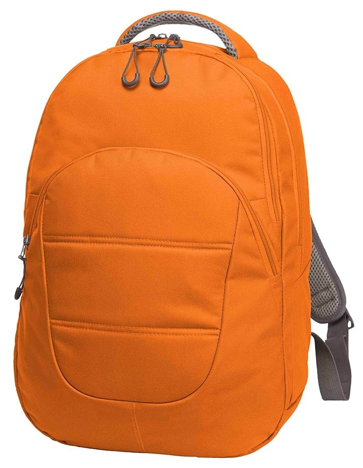 Halfar Batoh na notebook CAMPUS - Oranžová