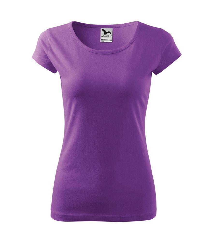 Adler Dámske tričko Pure - Fialová | M