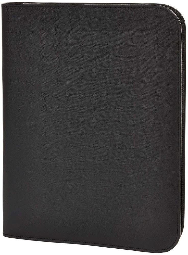 Halfar Konferenční desky na zip SCRIPT - Černá