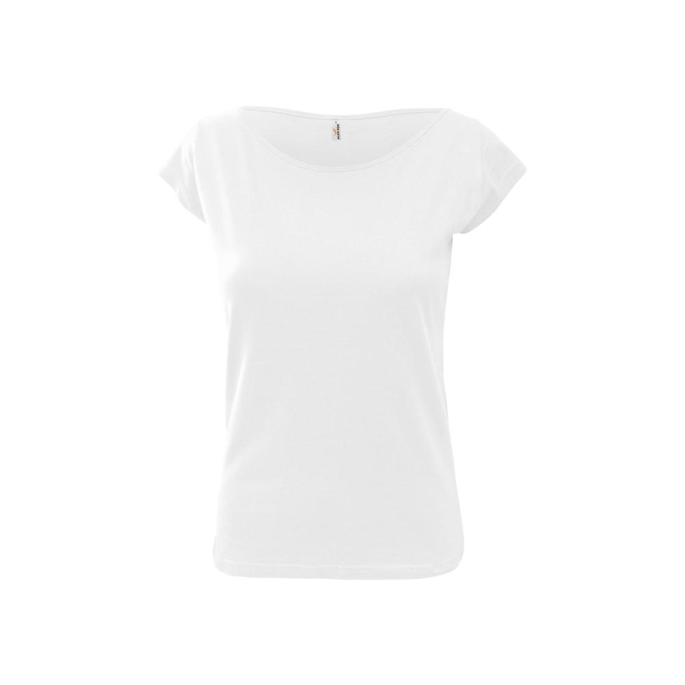 Alex Fox Dámske tričko Elegance - Bílá | M