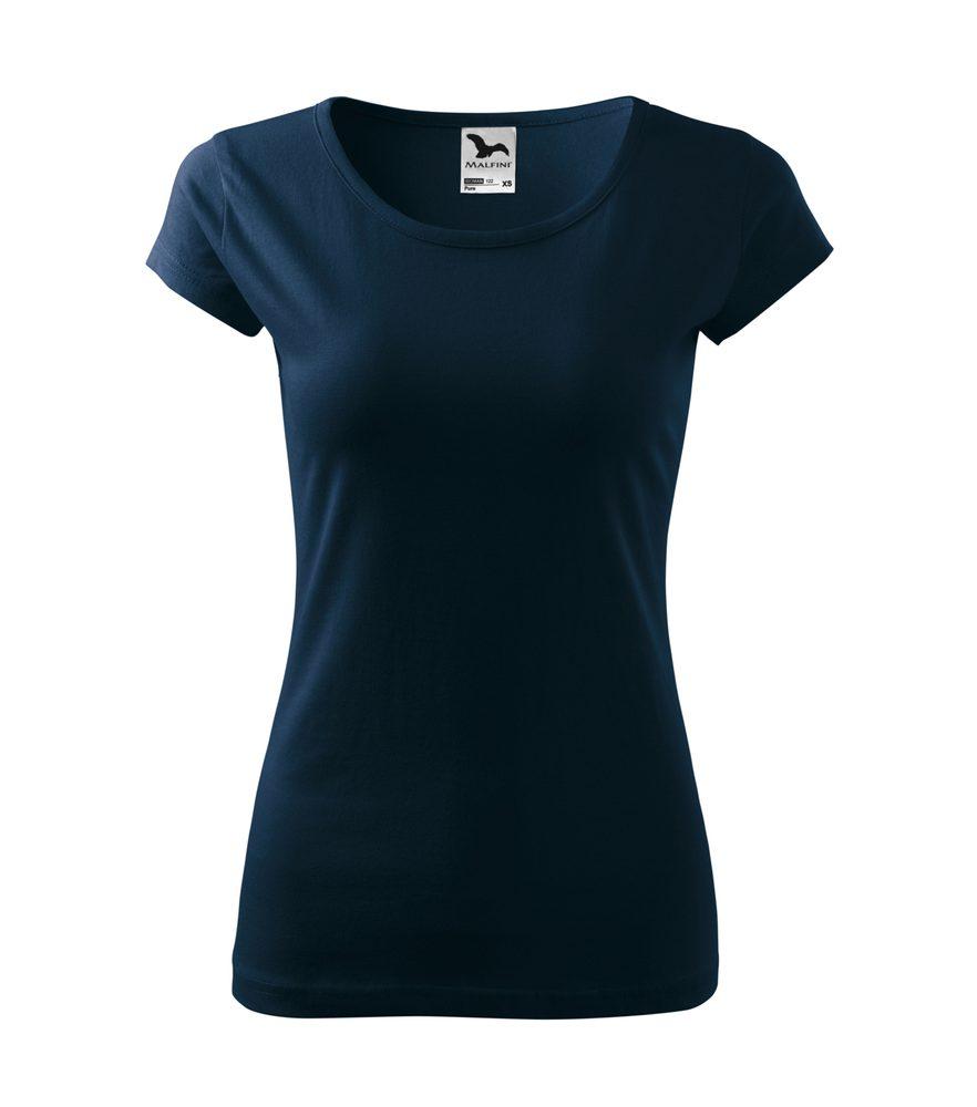 Adler Dámske tričko Pure - Námořní modrá | M