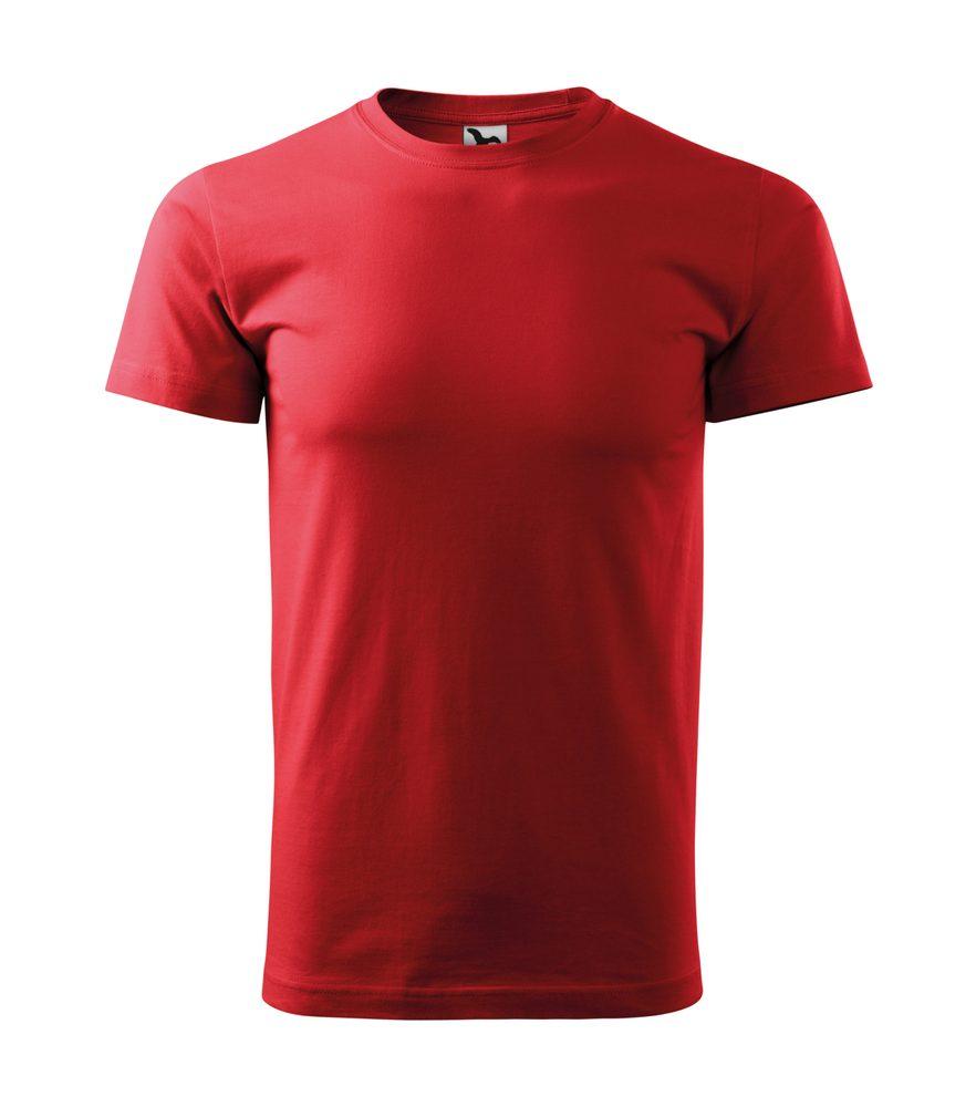 Adler Pánske tričko Basic - Červená | XS
