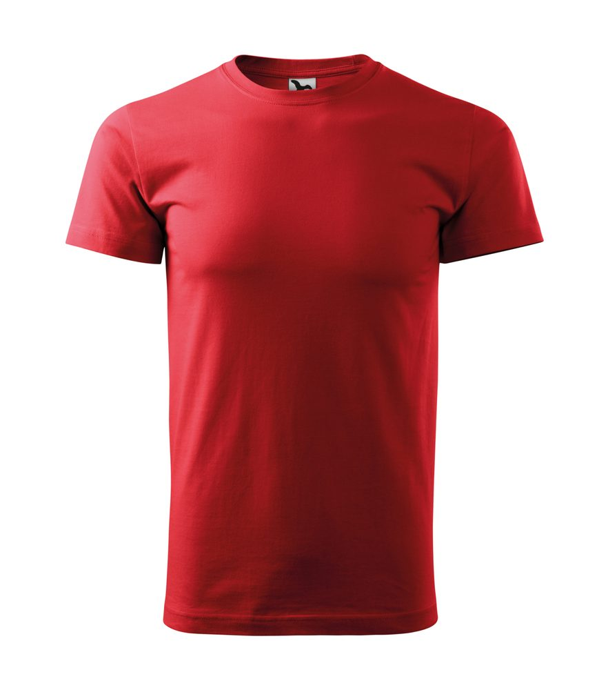 Adler Pánske tričko Basic - Červená | S