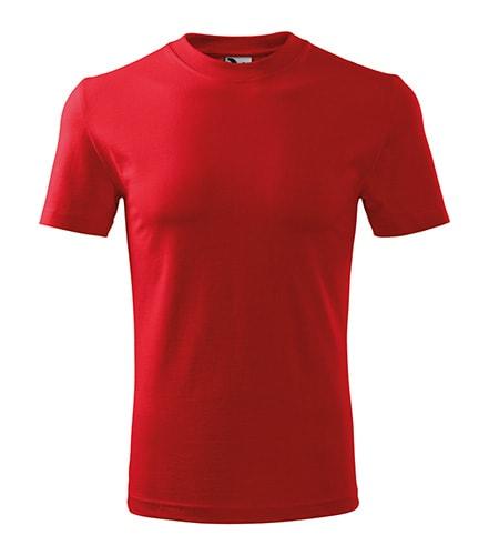 Adler Tričko Heavy - Červená | S
