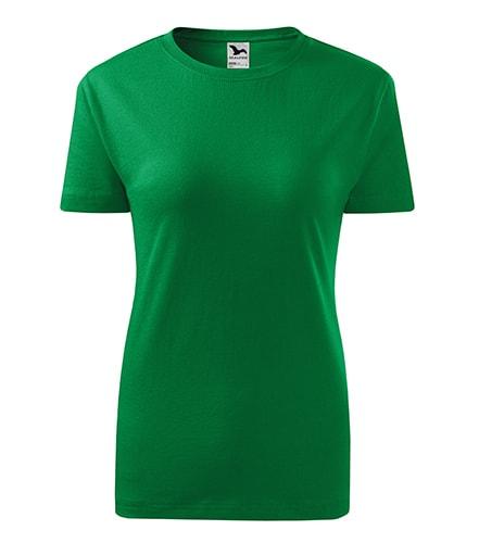 Adler Dámske tričko Classic New - Středně zelená | S