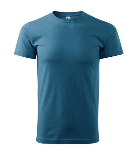 Adler Pánske tričko Basic - Petrolejová | S
