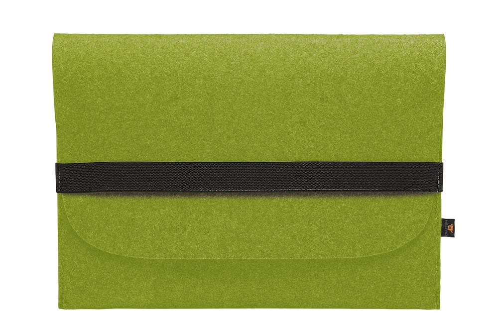 Halfar Púzdro na dokumenty ModernClassic M - Světle zelená