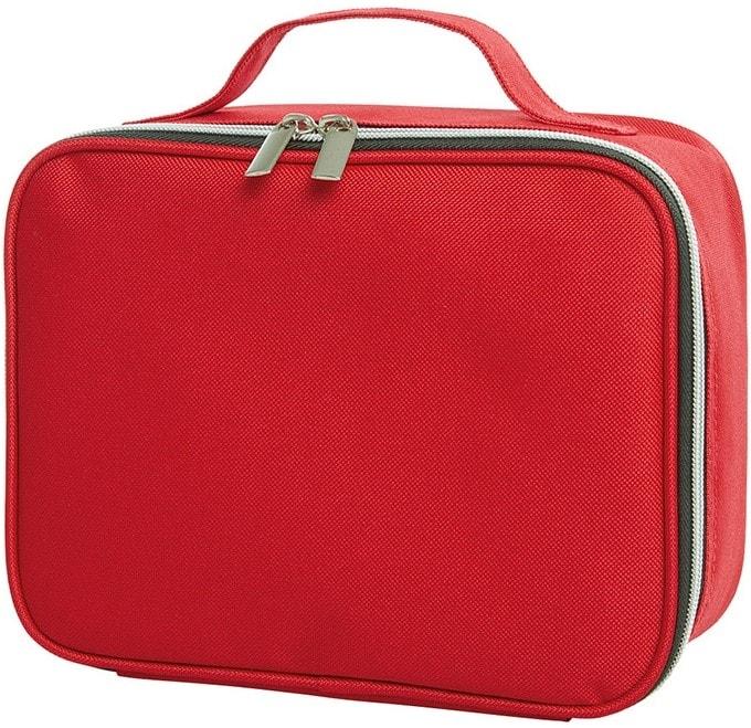 Cestovní kosmetický kufřík SWITCH - Červená