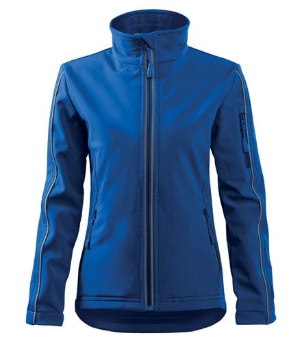 Adler Dámska bunda Softshell Jacket - Královská modrá | L
