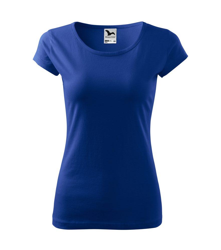 Adler Dámske tričko Pure - Královská modrá | M