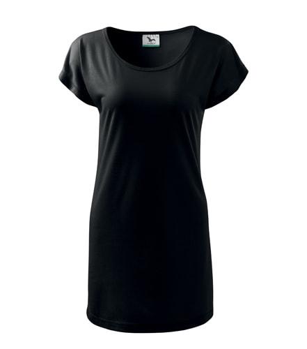 Adler Dámske tričko Love - Černá | L