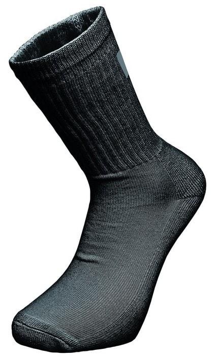 Černé zimní pracovní ponožky THERMOMAX - 42