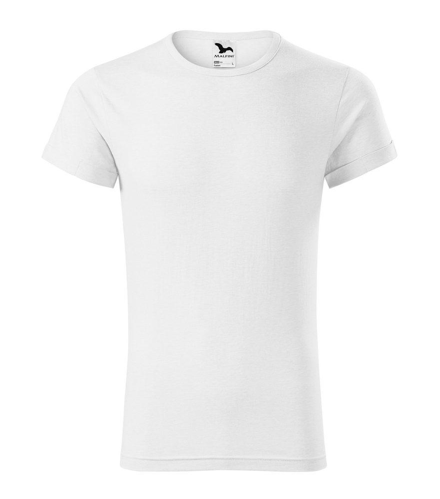 Adler Pánske tričko Fusion - Bílá | XXXL
