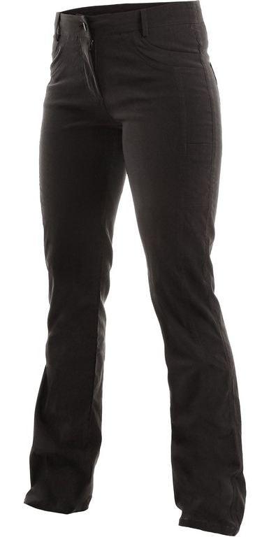 Canis Dámske čierne nohavice ELEN - 42