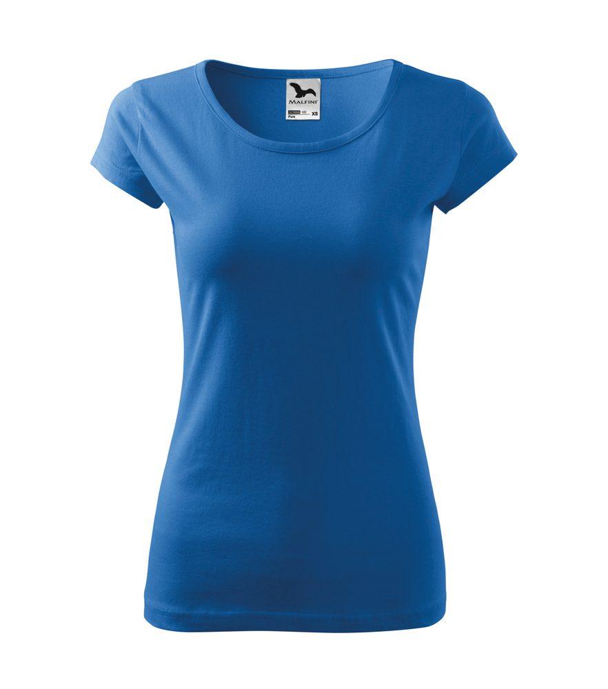 Adler Dámske tričko Pure - Azurově modrá | M