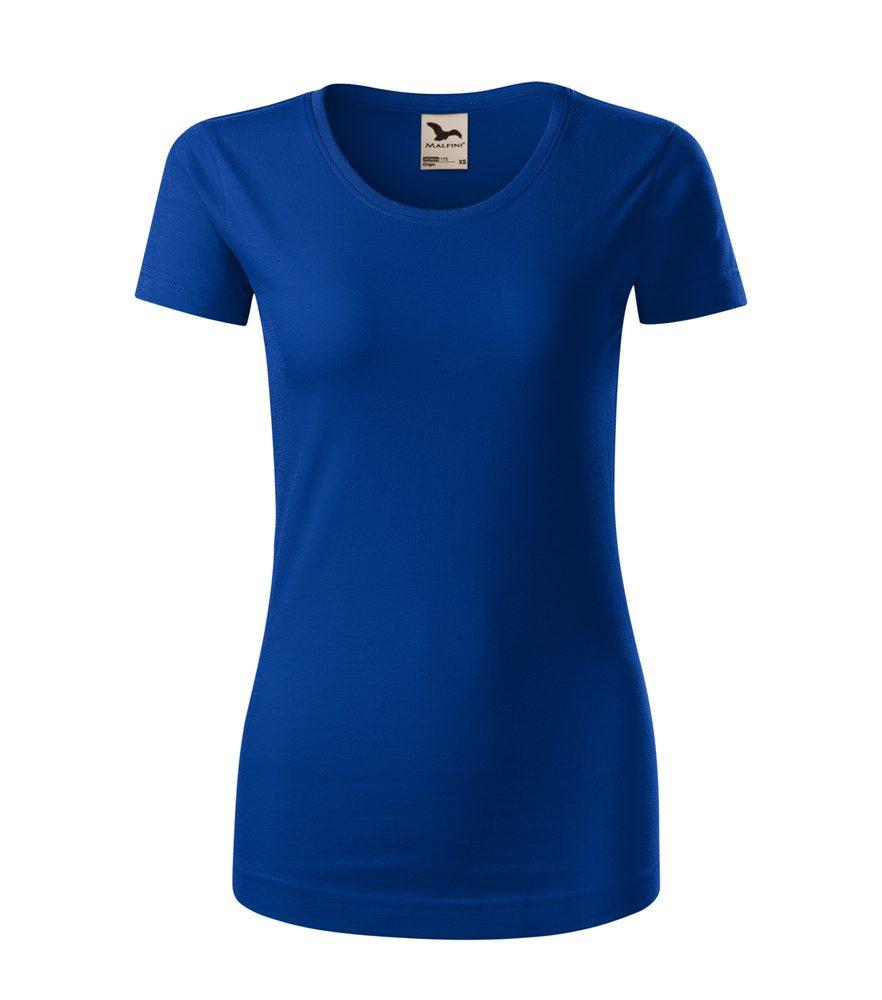 Adler (MALFINI) Dámske tričko Origin - Královská modrá | L