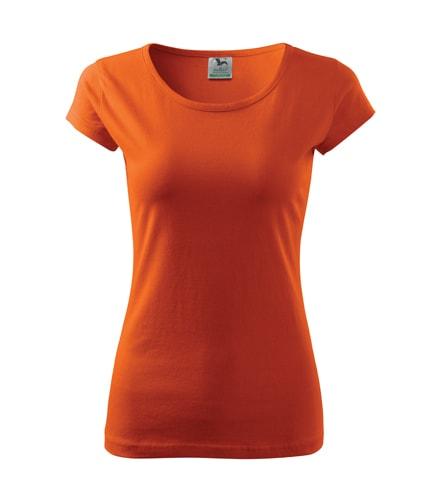 Adler Dámske tričko Pure - Oranžová | XS