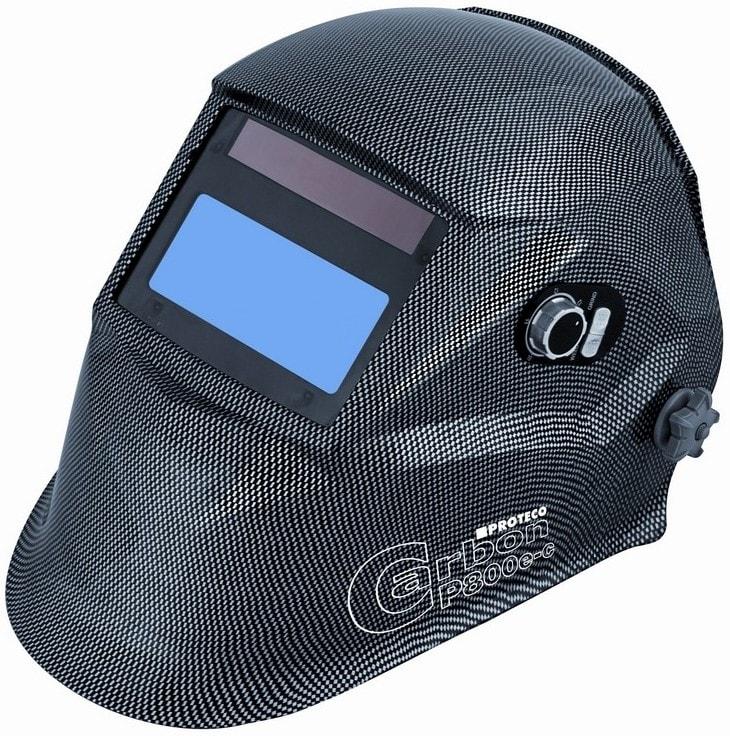 Samostmívací svářečská kukla PROTECO P800E-C