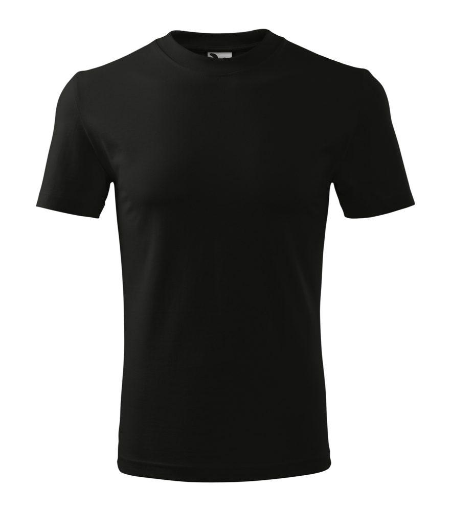 Adler Tričko Heavy - Černá | M