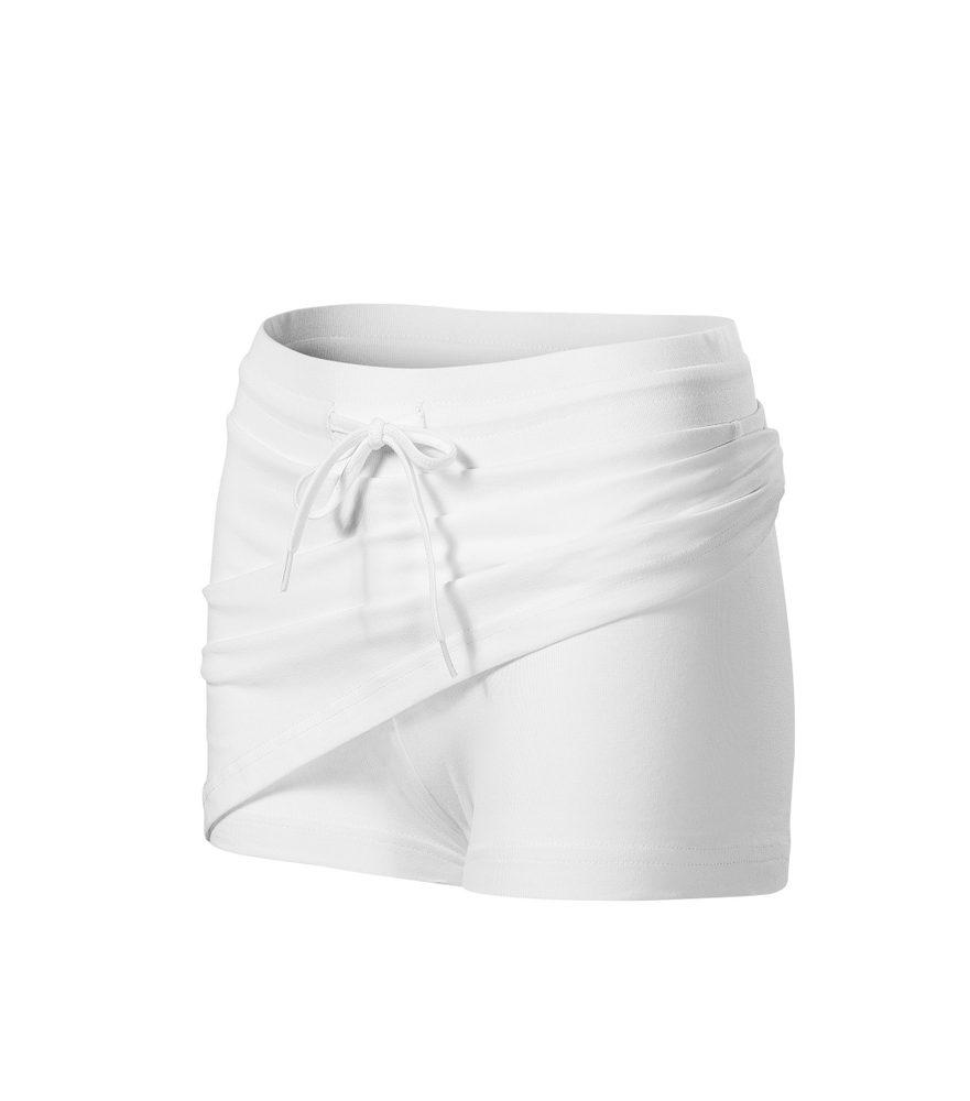 Adler Dámska sukňa Two in one - Bílá | XS