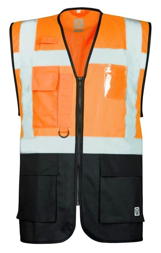 Ardon Reflexná vesta SIGNAL - Oranžová | S