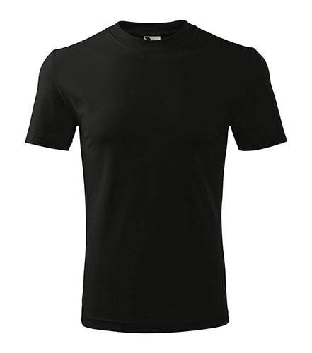 Adler Tričko Heavy - Černá | S