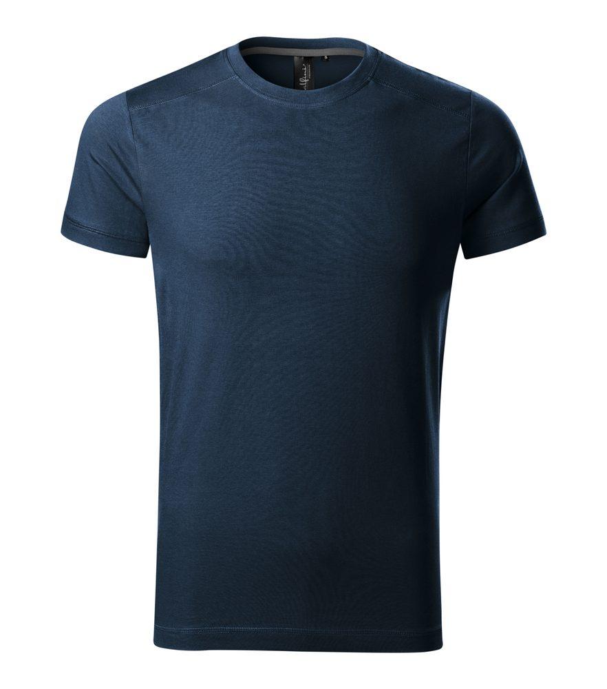 Adler Pánske tričko Action - Modrošedá | S