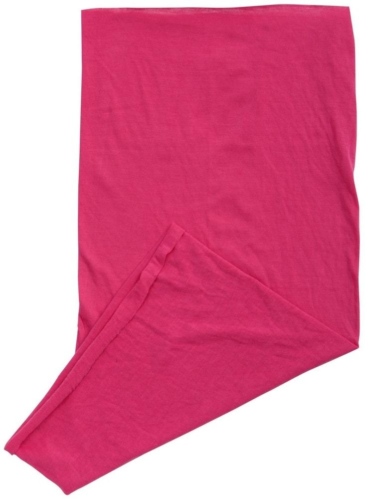 Myrtle Beach Multifunkční šátek MB6503 - Růžová