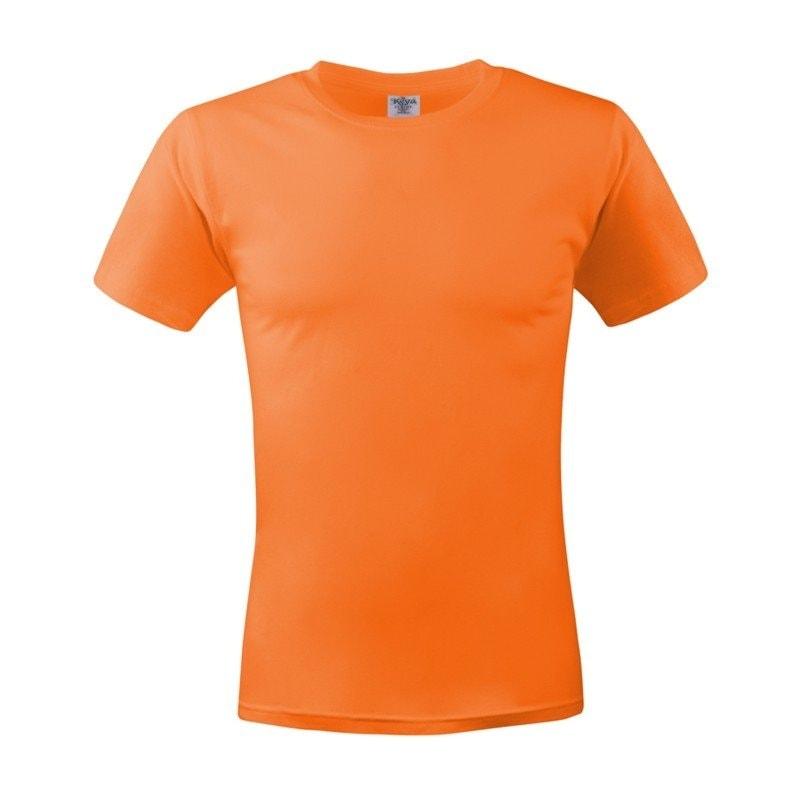 Keya Pánske tričko ECONOMY - Oranžová | S