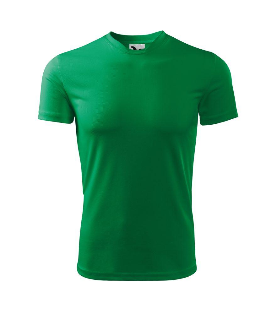Adler Detské tričko Fantasy - Středně zelená | 146 cm (10 let)