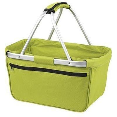 Halfar Nákupní košík BASKET - Světle zelená