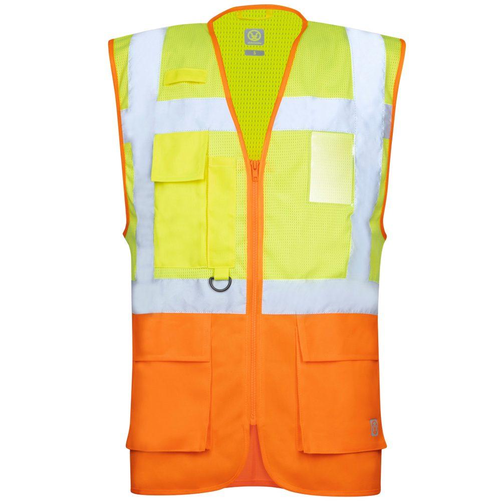 Ardon Reflexná vesta SIGNAL - Žlutá / oranžová   XXL