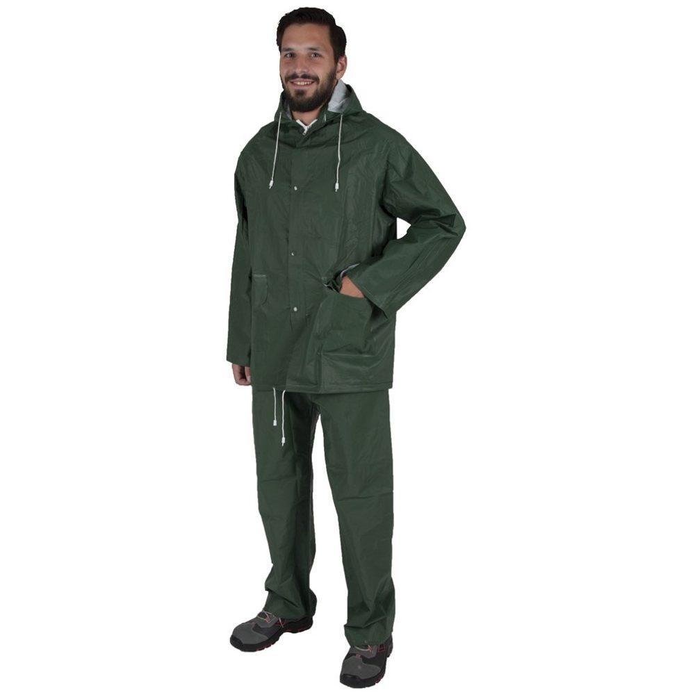 Ardon Nepromokavý dvoudílný oblek Hugo - Zelená | M