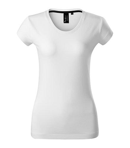 Adler Dámske tričko Malfini Exclusive - Bílá | M
